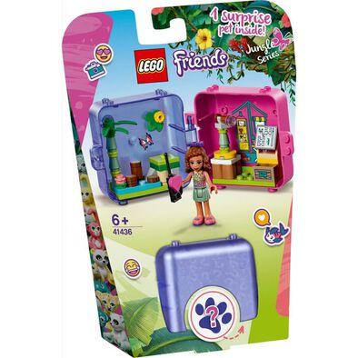 LEGO Friends Olivia 森林遊戲寶盒 41436