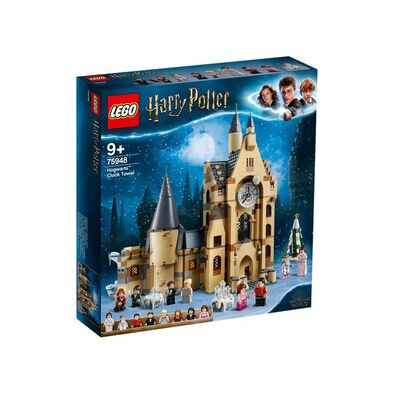 LEGO樂高哈利波特系列 LEGO Harry Potter Hogwarts Clock Tower 75948