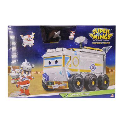 Super Wings超級飛俠 太空探索變形車套裝