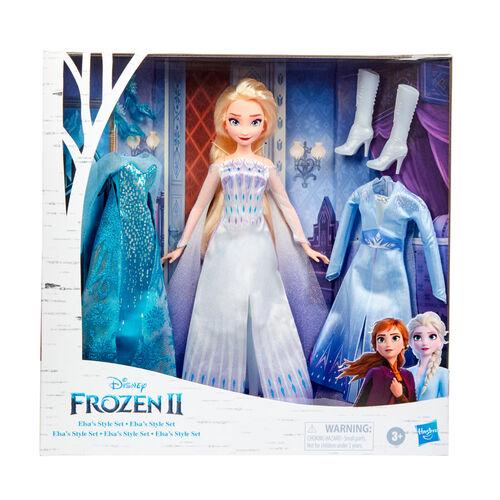 Disney Frozen迪士尼魔雪奇緣 愛莎玩偶