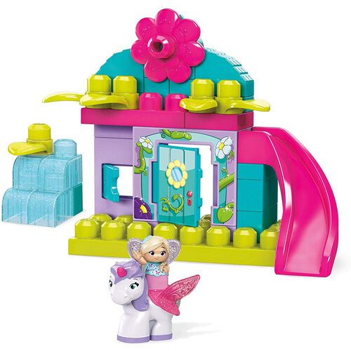 Mega Bloks美高積木first Builders系列魔法小屋