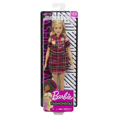 Barbie Fashionista Dolls - Assorted
