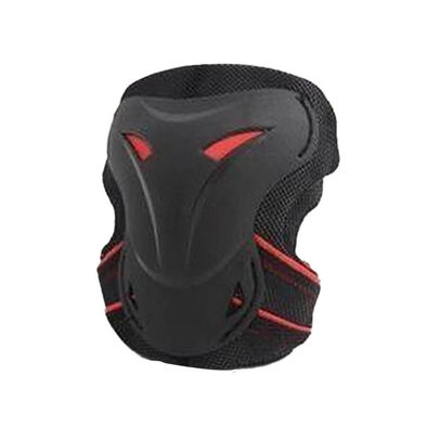 Kidzamo 防護墊 套裝 細碼 紅黑色