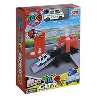 Tayo小巴士城市系列 - 消防站