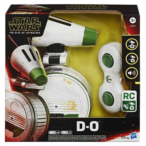 《Star Wars星球大戰:天行者的崛起》D-O 機械人玩偶