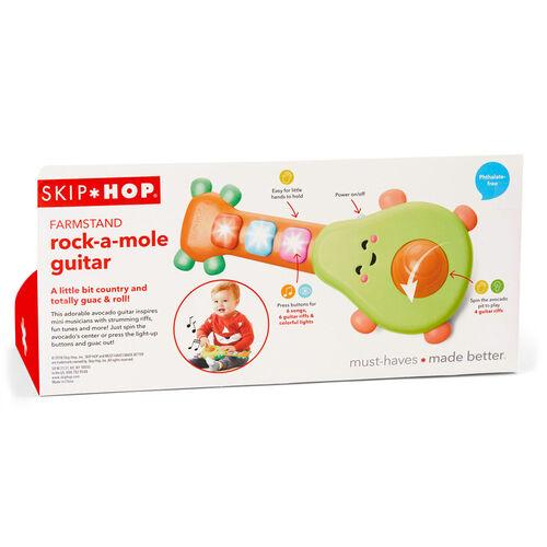 Skip Hop  Farmstand蔬果樂園牛油果玩具結他