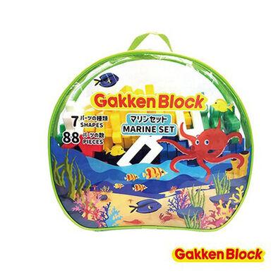Gakken Block學研積木 - 海洋世界