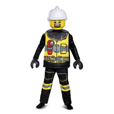 LEGO Firefighter Deluxe (Small) 18231L