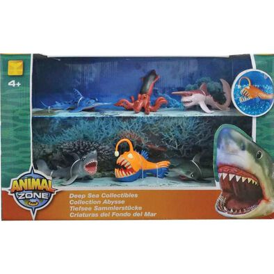 Animal Zone動物叢林 深海動物