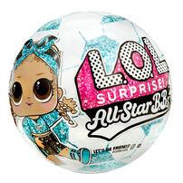 L.O.L. Surprise!驚喜寶貝 驚喜運動明星娃娃[足球隊] - 隨機發貨