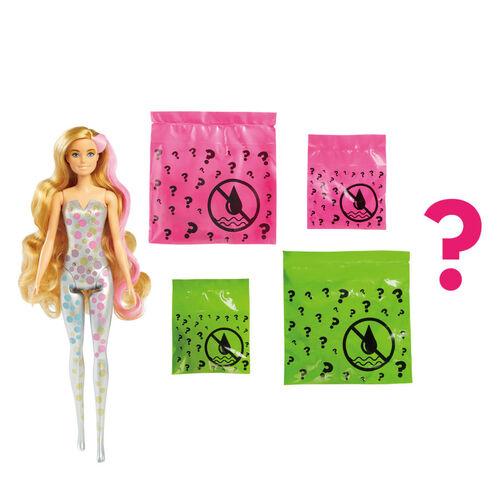 Barbie芭比驚喜造型娃娃派對系列- 隨機發貨