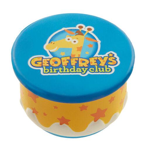 Squish-Dee-Lish Geoffrey傑菲生日蛋糕