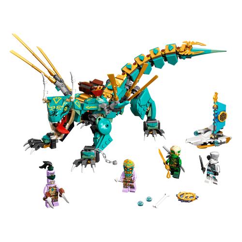 LEGO樂高旋風忍者系列叢林之龍 - 71746