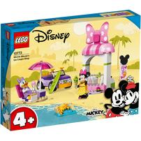 LEGO樂高迪士尼系列 Minnie Mouse's Ice Cream Shop 10773