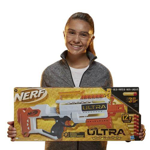 NERF Ultra Dorado 電動發射器