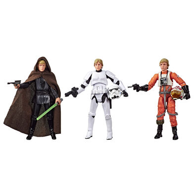 Star Wars星球大戰復古收藏盧克 天行者絕地武士命運套裝