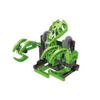 Gigo 科技積木 創新科技系列—創客工程 機械魔獸