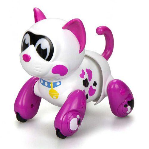 Silverlit銀輝 Ycoo 粉紅色發光小貓