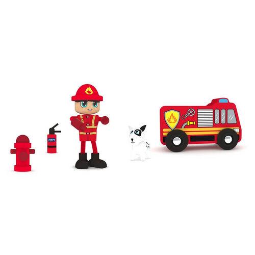 J'Adore Firefighter Play Set
