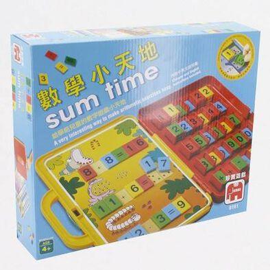 Jumbo珍寶遊戲 數學小天地