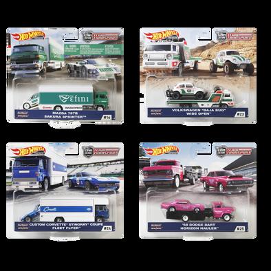 Hot Wheels風火輪team 1:64 模型車 - 隨機發貨
