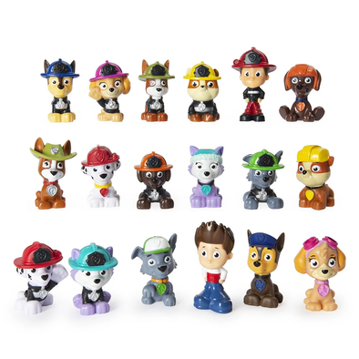 Paw Patrol汪汪隊立大功 Mini Figures Assortment