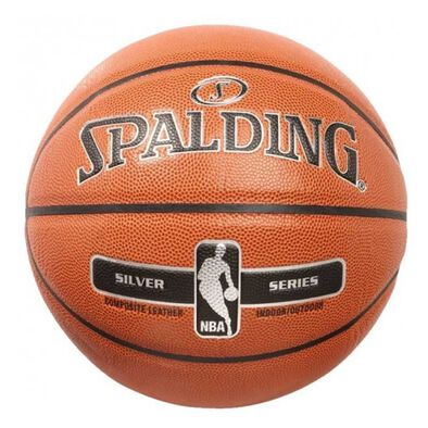 Spalding Nba 銀章仿皮 , 籃球 7 號