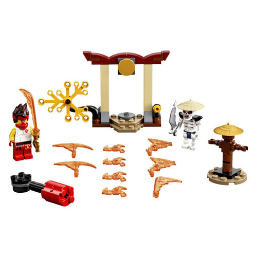 LEGO樂高幻影忍者系列 戰鬥套裝 - 赤地 vs 骷髏 - 71730