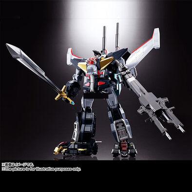 Bandai萬代 [超金金魂] GX-13R 超獸機神 斷空我 (RENEWAL VERSION) (再販)