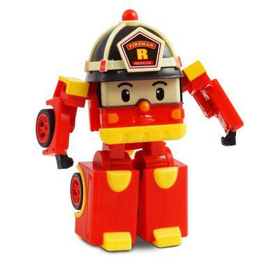 Robocar Poli救援小英雄波力 變形機器人-羅伊