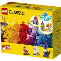 LEGO樂高經典系列 創意透明顆粒 - 11013