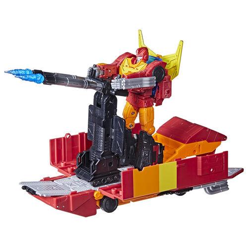 Transformers變形金剛Generations 系列 世代斯比頓之戰:王國司令級別 WFC-K29 洛迪民