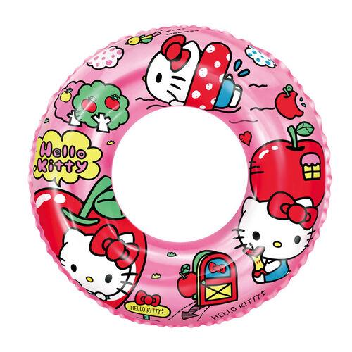 Sanrio三麗鷗 60cm Hello Kitty蘋果造型水泡