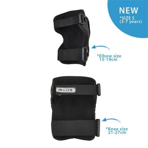 Micro Mobility Micro 護腕及護膝套裝 粉紅色 細碼