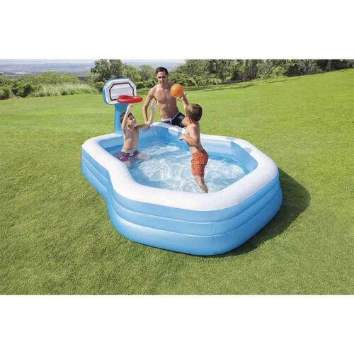 Intex 充氣水上投籃池(257*188*135cm)