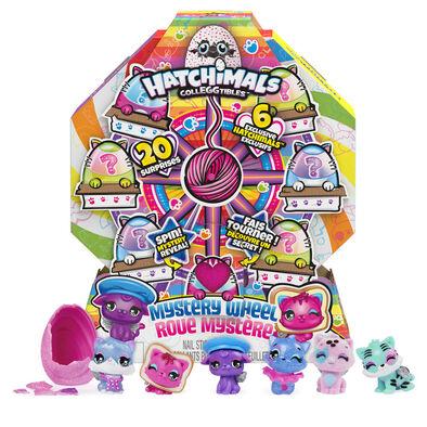 Hatchimals魔法寵物蛋 迷你寵物蛋 神秘摩天輪套裝 - 隨機發貨