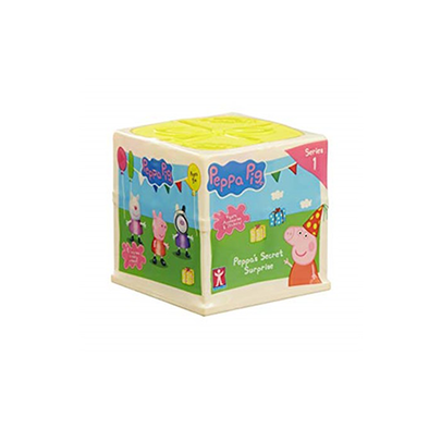 Peppa Pig粉紅豬小妹 歡樂驚喜禮物盒 - 隨機發貨