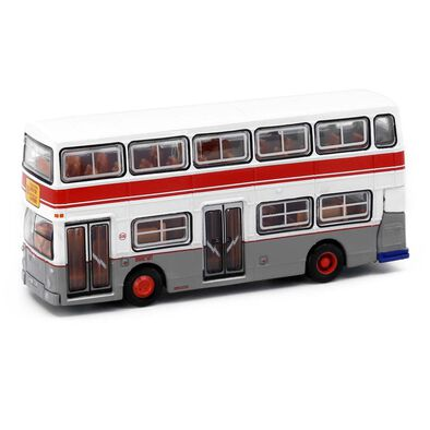 Tiny L23 Daimler Fleetline Dms (Grey)