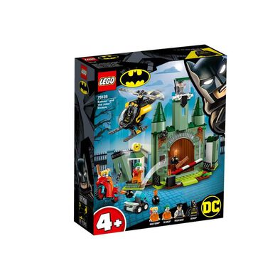 LEGO樂高 LEGO Dc Super Heroes Batman And The Joker Escape 76138