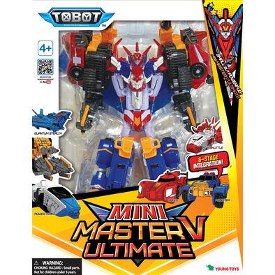 Tobot機器戰士 6合1:迷你三合體(星烈號)