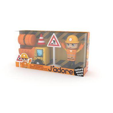J'Adore 工程小人禮盒套