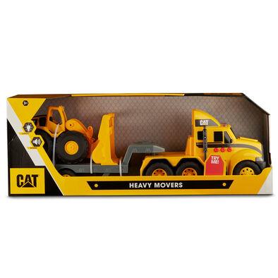 Cat卡特比勒 迷你隊員可閃光發聲 - 隨機發貨