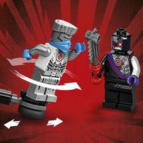 LEGO樂高幻影忍者系列 戰鬥套裝 - 冰忍 vs 機械忍者 - 71731