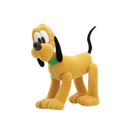Disney迪士尼 DIY奇妙小鎮 - 布魯圖絨毛可動公仔