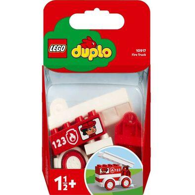 LEGO樂高得寶系列 消防車 10917