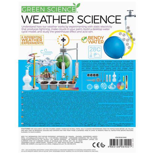 4M綠色工程系列 氣象科學