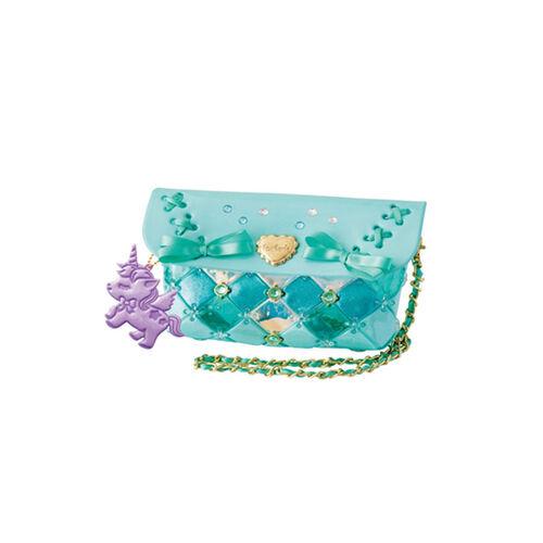 Beverly Pacherie 時尚巧拼包 - 夢幻湖水綠套裝