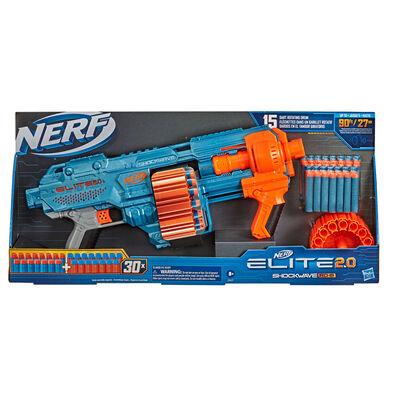 NERF熱火精英系列 精英2.0 衝擊波 Rd-15發射器