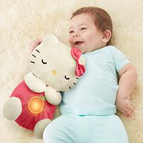 Fisher-Price Sanrio Soothe N Snuggle Hello Kitty