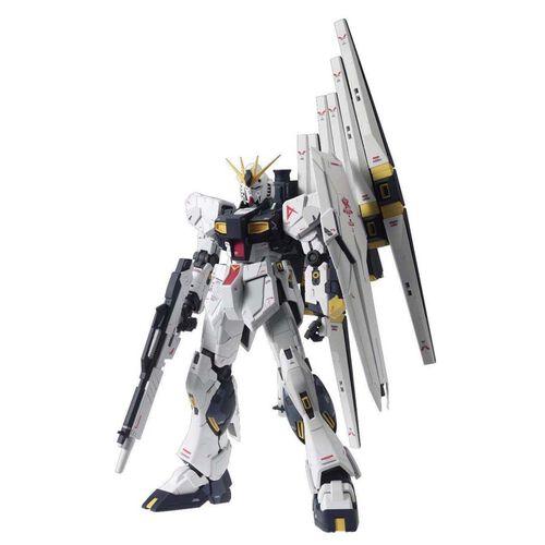 Bandai萬代 塑膠模型 MG 1/100 Nu高達 Ver.Ka